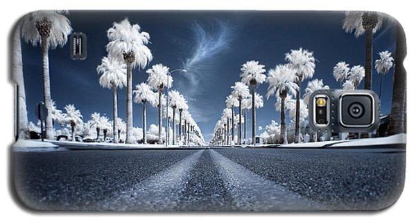 X Galaxy S5 Case by Sean Foster