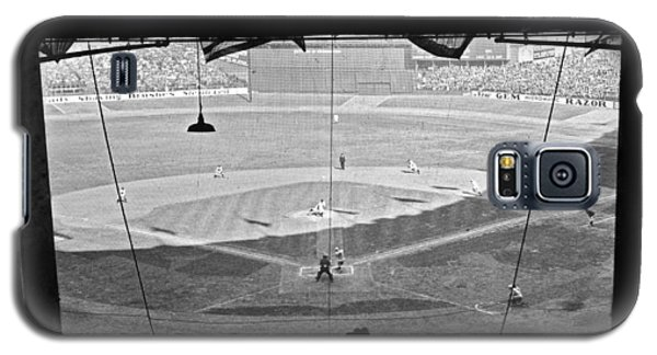 Yankee Stadium Grandstand View Galaxy S5 Case by Underwood Archives