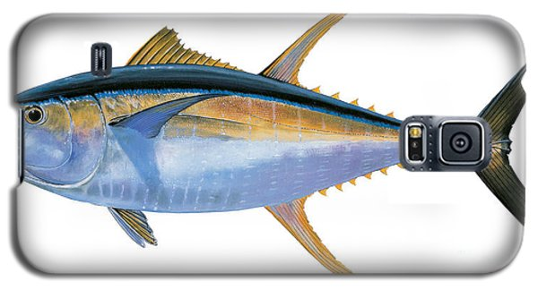 Yellowfin Tuna Galaxy S5 Case by Carey Chen