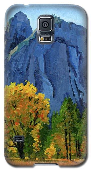 Yosemite Oaks Galaxy S5 Case by Alice Leggett