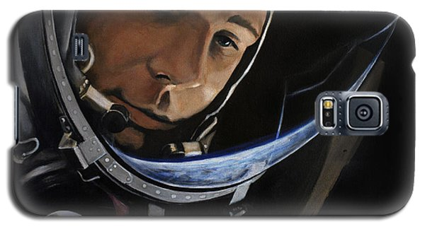 Yuri Alekseyevich Gagarin Galaxy S5 Case by Simon Kregar