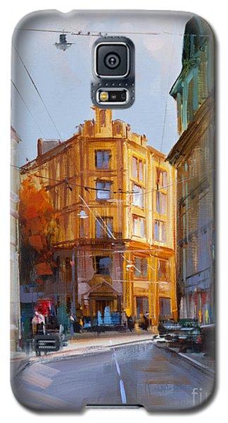 Zlatoustinskiy Alley.  Galaxy S5 Case by Alexey Shalaev