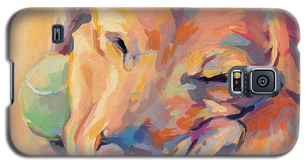 Zzzzzz Galaxy S5 Case by Kimberly Santini