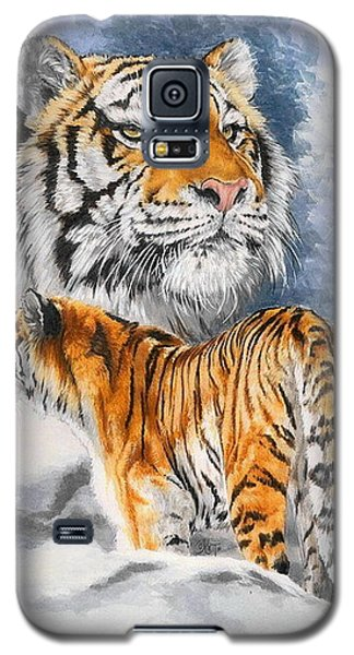 Galaxy S5 Cases - Forceful Galaxy S5 Case by Barbara Keith
