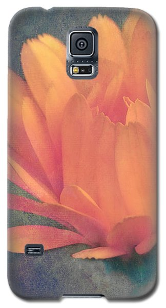 Flowers Galaxy S5 Cases - Little Flower Galaxy S5 Case by Angela Doelling AD DESIGN Photo and PhotoArt