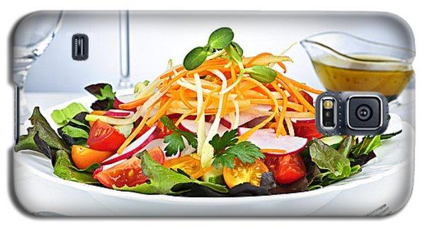 Garden Salad Galaxy S5 Case by Elena Elisseeva