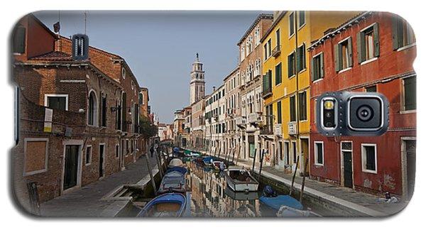 Architecture Galaxy S5 Cases - Venice - Italy Galaxy S5 Case by Joana Kruse