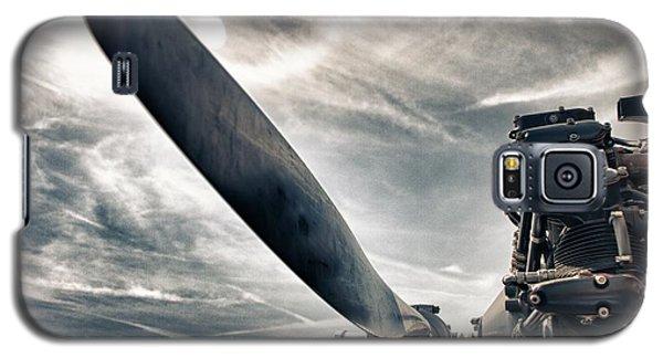 Galaxy S5 Cases - Aero Machine Galaxy S5 Case by Nathan Larson