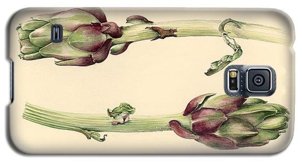 Artichokes Galaxy S5 Case by Alison Cooper