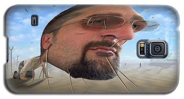 Awake . . A Sad Existence 2 Galaxy S5 Case by Mike McGlothlen