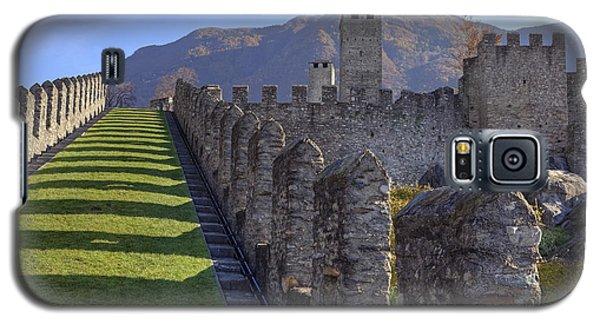 Bellinzona - Castelgrande Galaxy S5 Case by Joana Kruse