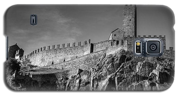 Bellinzona Switzerland Castelgrande Galaxy S5 Case by Joana Kruse