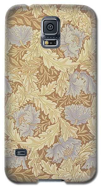 Bower Wallpaper Design Galaxy S5 Case by William Morris