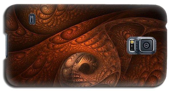 Developing Minotaur Galaxy S5 Case by Lourry Legarde