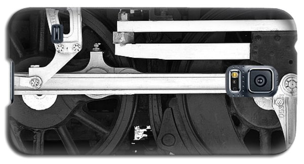 Galaxy S5 Cases - Drive Train Galaxy S5 Case by Mike McGlothlen