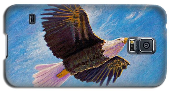 Galaxy S5 Cases - Eagle Heart Galaxy S5 Case by Brian  Commerford