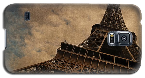 Eiffel Tower 2 Galaxy S5 Case by Mary Machare