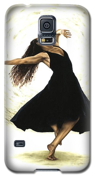 Light Galaxy S5 Cases - Free Spirit Galaxy S5 Case by Richard Young
