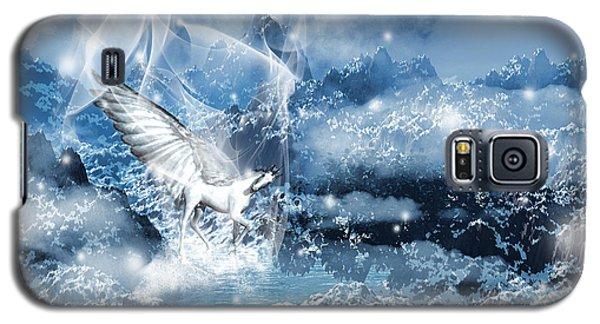 Heavenly Interlude Galaxy S5 Case by Lourry Legarde
