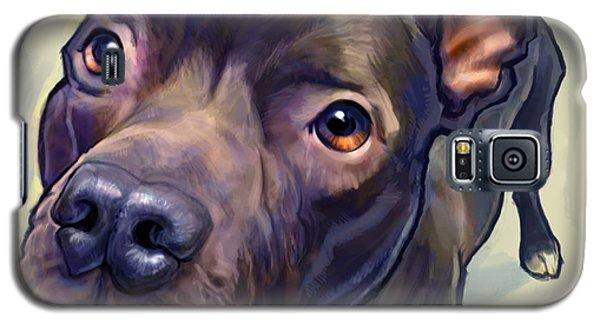 Portraits Galaxy S5 Cases - Hope Galaxy S5 Case by Sean ODaniels