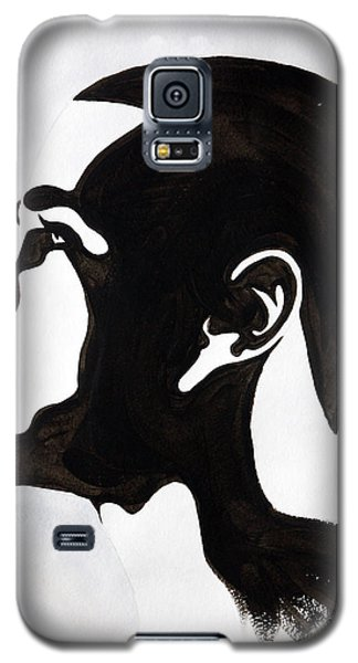 J. Cole Galaxy S5 Case by Michael Ringwalt