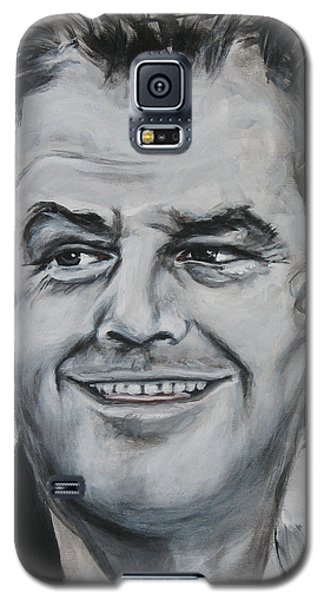Jack  Galaxy S5 Case by Eric Dee