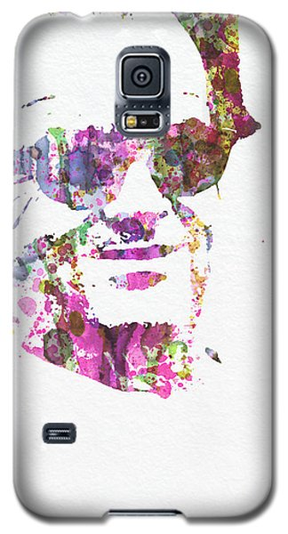 Jack Nicolson 2 Galaxy S5 Case by Naxart Studio