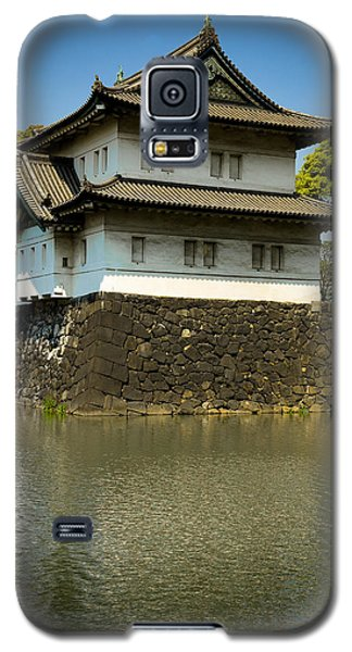 Japan Castle Galaxy S5 Case by Sebastian Musial