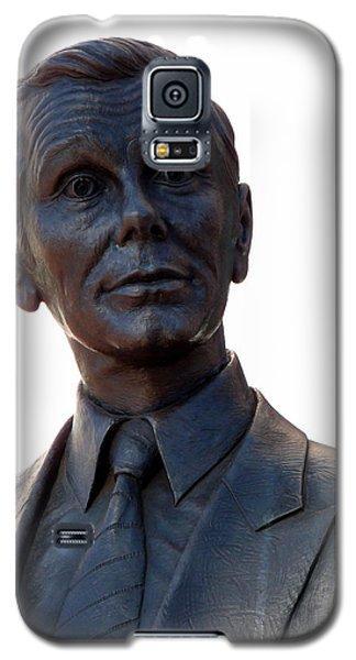 Johnny Carson Galaxy S5 Case by Jeff Lowe