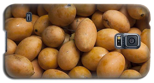 Market Mangoes II Galaxy S5 Case by Zoe Ferrie
