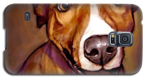 Portraits Galaxy S5 Cases - Number One Fan Galaxy S5 Case by Sean ODaniels