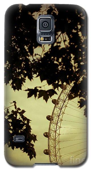 October Mist Galaxy S5 Case by Jan Bickerton