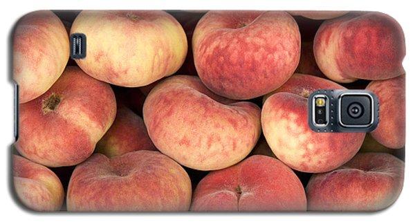 Peaches Galaxy S5 Case by Jane Rix