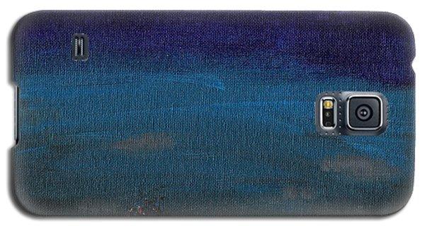 Red Cyclops Range Galaxy S5 Case by Jera Sky