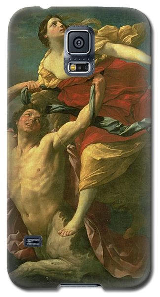 The Abduction Of Deianeira Galaxy S5 Case by  Centaur Nessus