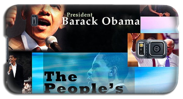 The People's President Galaxy S5 Case by Terry Wallace