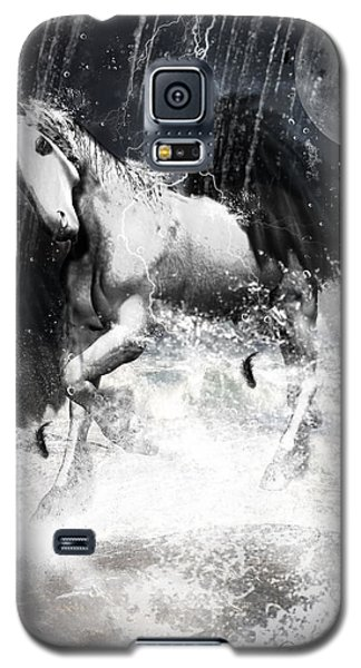 Unicorn's Complexities Galaxy S5 Case by Lourry Legarde
