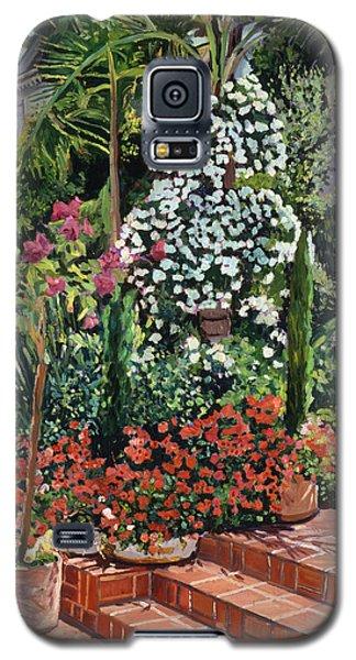 A Garden Approach Galaxy S5 Case by David Lloyd Glover
