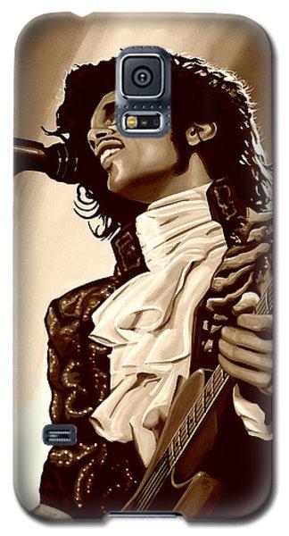 Prince The Artist Galaxy S5 Case by Paul Meijering