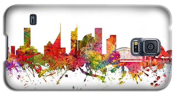 Sydney Australia Cityscape 08 Galaxy S5 Case by Aged Pixel
