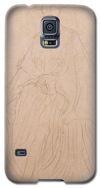 Adele Bloch Bauer Galaxy S5 Case by Gustav Klimt