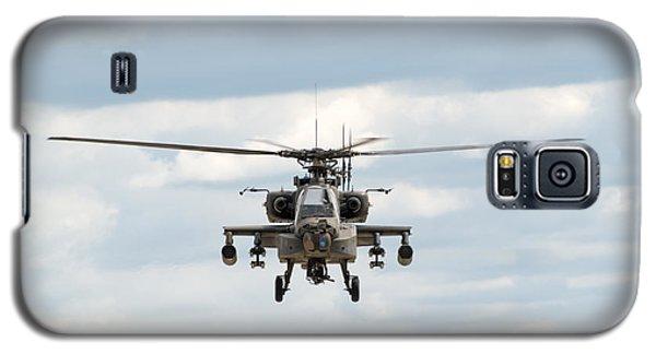 Ah-64 Apache Galaxy S5 Case by Sebastian Musial