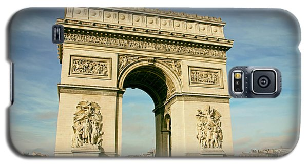 Reliefs Galaxy S5 Cases - The Arc de Triomphe Galaxy S5 Case by Lilien