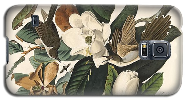 Black-billed Cuckoo Galaxy S5 Case by John James Audubon