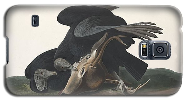 Black Vulture Galaxy S5 Case by John James Audubon