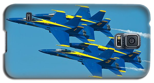 Blue Angels Galaxy S5 Case by Sebastian Musial