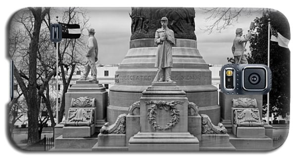 Reliefs Galaxy S5 Cases - Confederate Memorial - Montgomery Alabama Galaxy S5 Case by Mountain Dreams