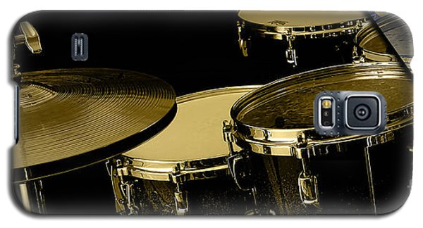 Drums Collection Galaxy S5 Case by Marvin Blaine