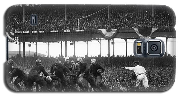 Football Game, 1925 Galaxy S5 Case by Granger