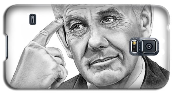 Johnny Carson Galaxy S5 Case by Murphy Elliott